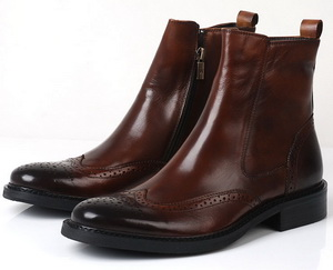 Suit Men Leather Shoes4