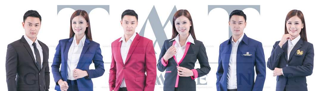 Suit TMT Garment website